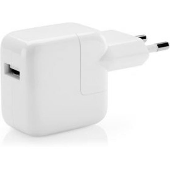 Imagine Incarcator retea compatibil Apple USB 10W pentru iPhone iPad iPod